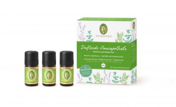 set aromatherapie
